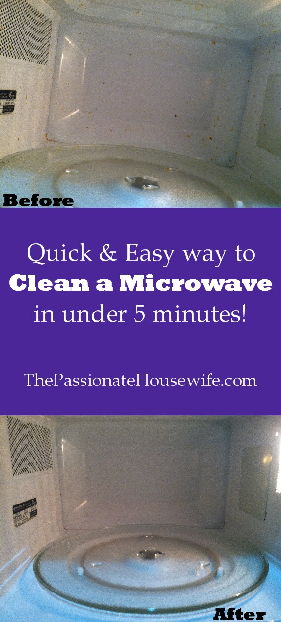 how to clean your microwave2